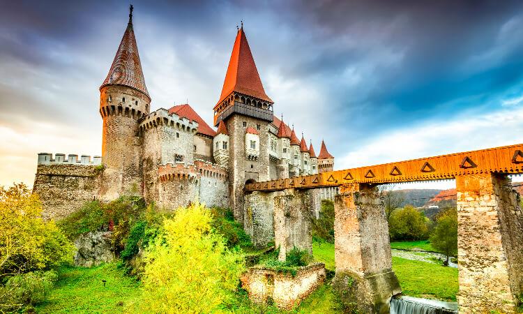 Viaggio in Transilvania