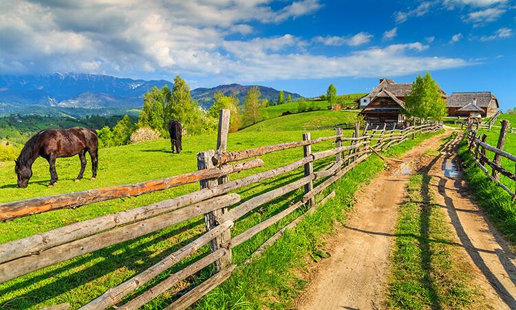 Romania Turismo e natura