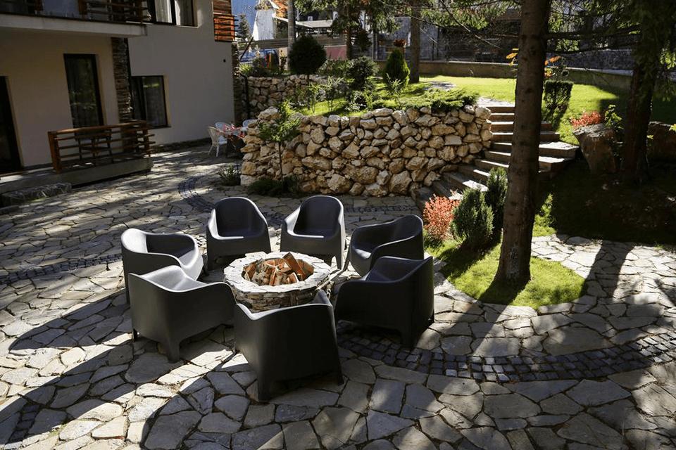 vacanza in montagna a Sinaia