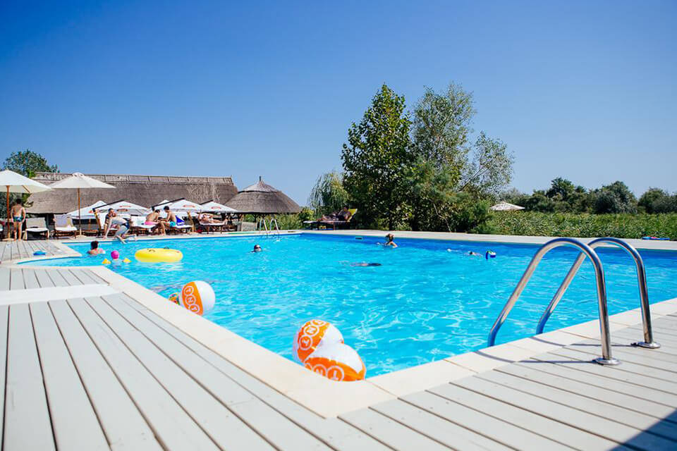 Green Village Resort Delta del Danubio